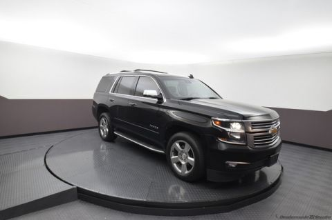Pre-Owned 2018 Chevrolet Tahoe Premier***HEATED/COOLED SEATS***NAVIGATION***CAPTAINS CHAIRS***SP CHEVY 918-481-8000
