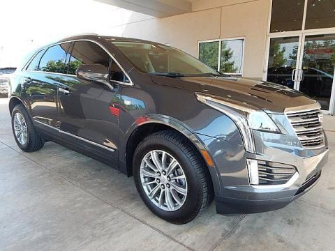 Pre-Owned 2017 Cadillac XT5 Luxury FWD| ONLY AT BOB HOWARD ACURA CALL TODAY AT 405-753-8770!|