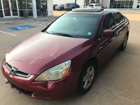 Pre-Owned 2005 Honda Accord Sdn EX-L V6 with NAVI | BH Honda! | 405-753-8700