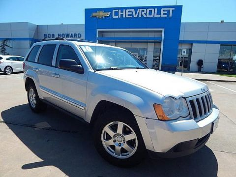 Pre-Owned 2010 Jeep GRAND CHEROKEE | BOB HOWARD CHEVROLET 405-748-7700 | LAREDO | LOW MILES | CLEAN CAR FAX | JEEP FUN | CHECK IT OUT!!!! |