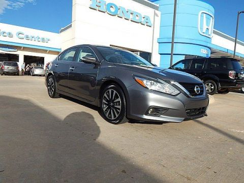 Pre-Owned 2018 Nissan Altima 2.5 SL | BH Honda! | 405-753-8700
