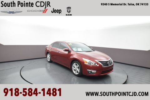 Pre-Owned 2015 Nissan Altima 2.5 SL | SOUTH POINTE CJDR |