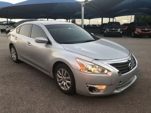 Pre-Owned 2013 Nissan Altima 2.5 S***REBUILT TITLE***38MPG HIGHWAY***SP CHEVY 918-481-8000
