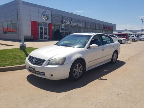 Pre-Owned 2005 Nissan Altima 3.5 SL