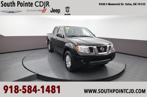 Pre-Owned 2019 Nissan Frontier SV | SOUTH POINTE DODGE |