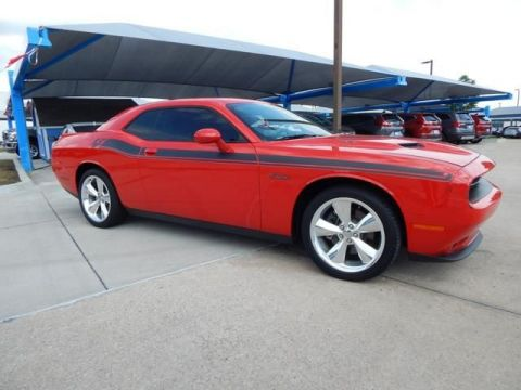 Pre-Owned 2015 Dodge Challenger R/T Plus SP Honda 918-491-0100