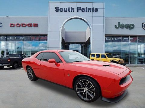Pre-Owned 2018 Dodge Challenger R/T Scat Pack | CERTIFIED | AMERICAN MUSCLE | SOUTH POINTE CJD