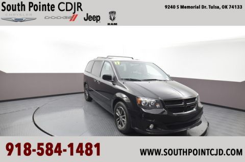 Pre-Owned 2017 Dodge Grand Caravan GT | LEAHTER | NAV | SOUTH POINTE CJD