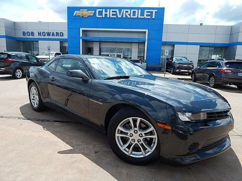 Pre-Owned 2014 Chevrolet CAMARO | BOB HOWARD CHEVROLET 405-748-7700 | CAMARO | PREMIUM WHEELS | SPORTY FUN | CHECK IT OUT!!! |
