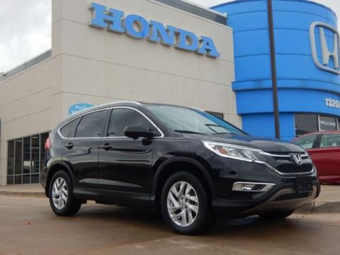 Pre-Owned 2016 Honda CR-V EX-L | 405-753-8700 | BOB HOWARD Honda!