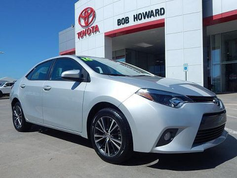 Pre-Owned 2016 Toyota Corolla LE***CALL BH TOYOTA**405-936-8600**