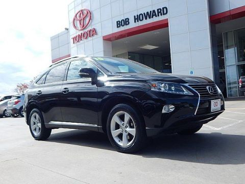 Pre-Owned 2015 Lexus RX 350 Crafted Line F Sport