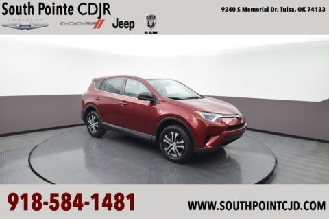 Pre-Owned 2018 Toyota RAV4 LE | ONLY AT SOUTH POINTE CJDR |