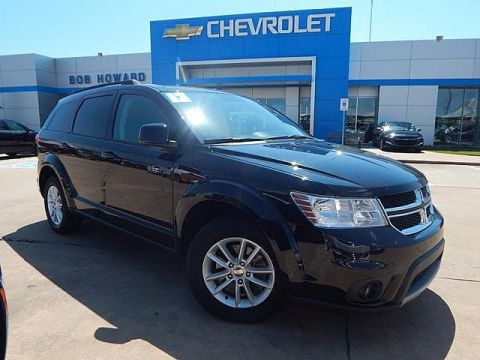 Pre-Owned 2017 Dodge JOURNEY | BOB HOWARD CHEVROLET 405-748-7700 | CLEAN CARFAX | LOW PAYMENTS | PLENTY OF ROOM |