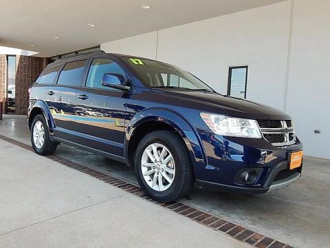 Pre-Owned 2017 Dodge Journey SXT | BOB HOWARD DODGE 405-936-8900