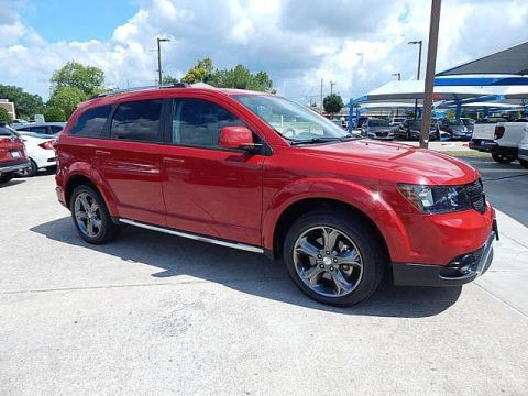 Pre-Owned 2016 Dodge Journey Crossroad SP Honda 918-491-0100