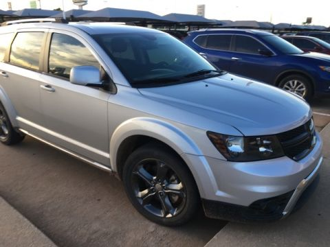 Pre-Owned 2014 Dodge Journey Crossroad | BOB HOWARD DODGE 405-936-8900