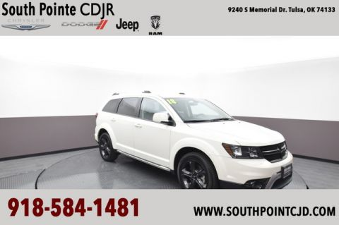 Pre-Owned 2018 Dodge Journey Crossroad | CERTIFIED | SOUTH POINTE CJD