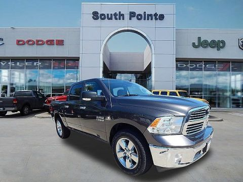 Pre-Owned 2017 Ram 1500 Big Horn | 1 OWNER | SOUTH POINTE CJD