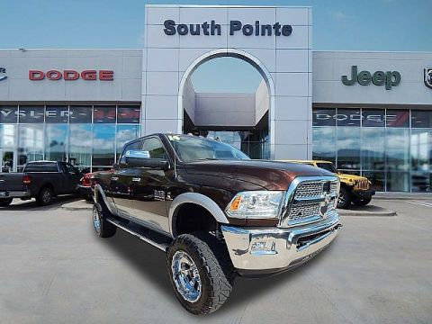 Pre-Owned 2014 Ram 2500 Laramie | LOADED | LIFT | AFTERMARKE WHEELS & TIRES | SOUTH POINTE CJD