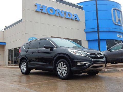 Pre-Owned 2016 Honda CR-V EX | SUNROOF | ALLOYS | BACKUP CAMERA | BLUETOOTH | 405-753-8700 | Honda STORE!