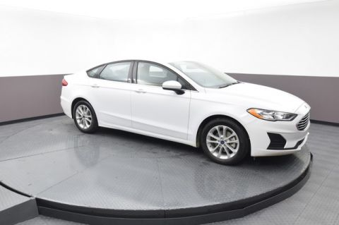 Pre-Owned 2019 Ford Fusion SE SP Honda 918-491-0100