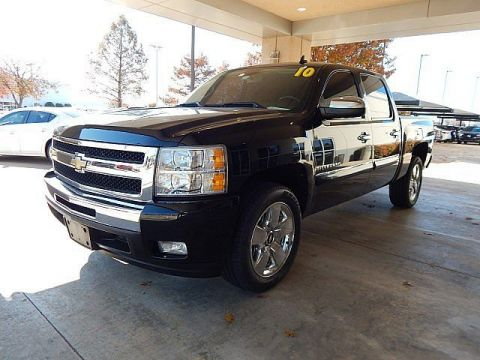 Pre-Owned 2010 Chevrolet Silverado 1500 LT | ONLY AT BOB HOWARD ACURA CALL TODAY AT 405-753-8770!|