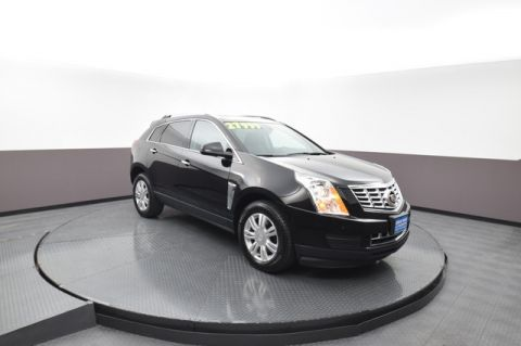 Pre-Owned 2016 Cadillac SRX Luxury SP Honda 918-491-0100