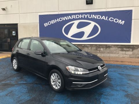 Pre-Owned 2018 Volkswagen Golf S | BH Hyundai | 405-634-8900 | I-240