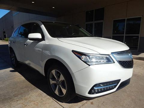 Pre-Owned 2016 Acura MDX | 1 OWNER | CERTIFIED PRE OWNED 100,000 MILE WARRANTY | CLEAN CAR FAX | ONLY AT BOB HOWARD ACURA CALL TODAY AT 405-753-8770!|