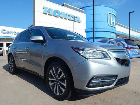 Pre-Owned 2016 Acura MDX w/Tech/AcuraWatch Plus | BH Honda! | 405-753-8700