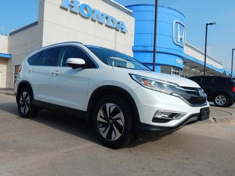 Pre-Owned 2015 Honda CR-V Touring | 405-753-8700 | BOB HOWARD Honda! | CERTIFIED! | NAVIGATION | LOADED! | PRICE REDUCED!