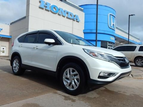 Pre-Owned 2016 Honda CR-V EX | ALL WHEEL DRIVE | 405-753-8700 | BOB HOWARD Honda!