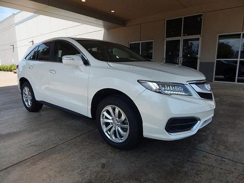 Pre-Owned 2017 Acura RDX PREMIUM | ONLY AT BOB HOWARD ACURA CALL TODAY AT 405-753-8770!|