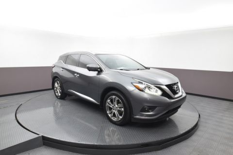 Pre-Owned 2015 Nissan Murano Platinum SP Honda 918-491-0100