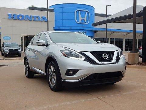 Pre-Owned 2018 Nissan Murano SV | BH Honda! | 405-753-8700