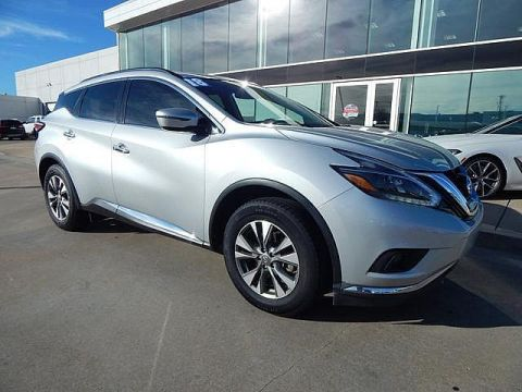 Pre-Owned 2018 Nissan Murano