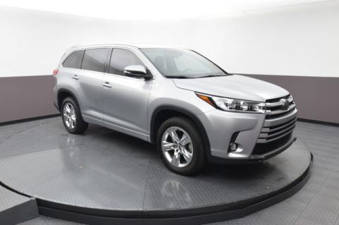 Pre-Owned 2017 Toyota Highlander Limited SP Honda 918-491-0100