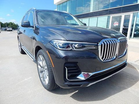 Demo 2020 BMW X7 xDrive40i