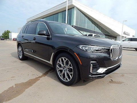 Demo 2019 BMW X7 xDrive40i