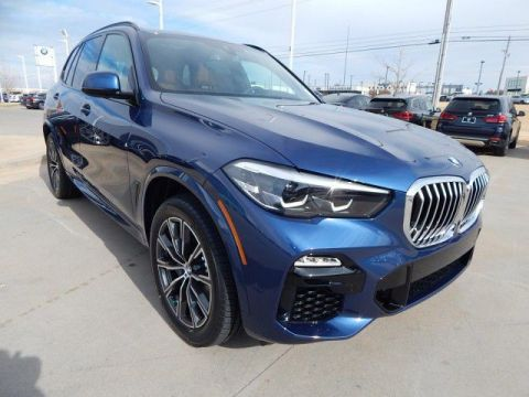 Demo 2019 BMW X5 xDrive50i