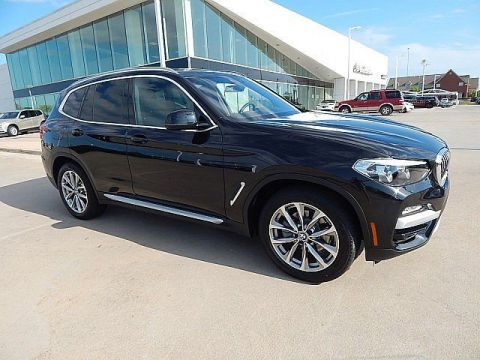 Demo 2019 BMW X3 sDrive30i