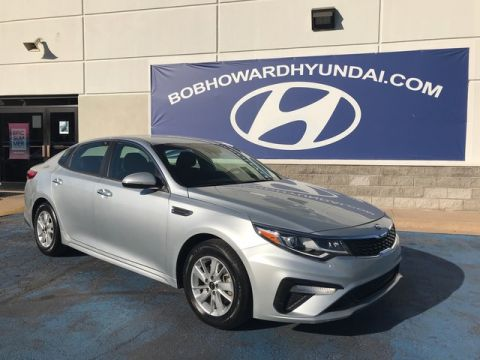 Pre-Owned 2019 Kia Optima LX | BH Hyundai | 405-634-8900 | I-240