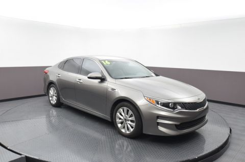Pre-Owned 2016 Kia Optima EX SP Honda 918-491-0100