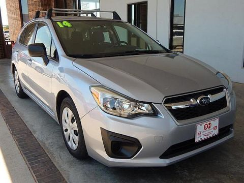 Pre-Owned 2014 Subaru Impreza Wagon 2.0i | BOB HOWARD DODGE 405-936-8900