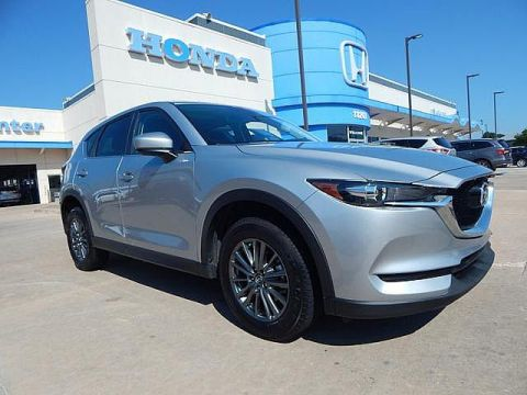 Pre-Owned 2017 Mazda CX-5 Touring | BH Honda! | 405-753-8700