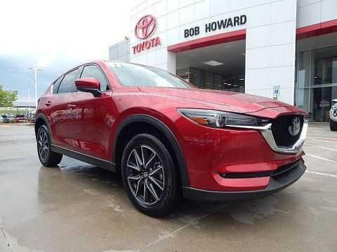 Pre-Owned 2017 Mazda CX-5 Grand Touring***CALL BH TOYOTA**405-936-8600**