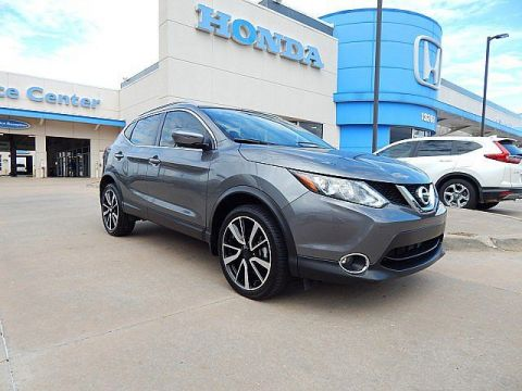 Pre-Owned 2017 Nissan Rogue Sport SL | BH Honda! | 405-753-8700