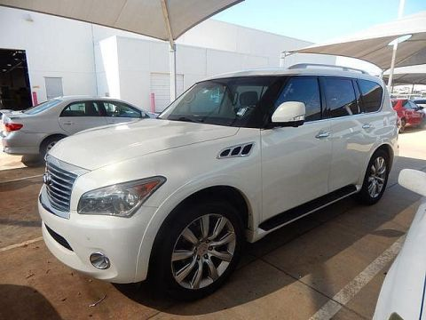 Pre-Owned 2012 INFINITI QX56 7-passenger***CALL BH TOYOTA**405-936-8600**