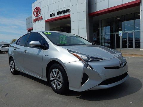 Pre-Owned 2016 Toyota Prius Three****CALL BH TOYOTA***405-936-8600***